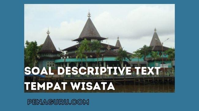 descriptive text historical place