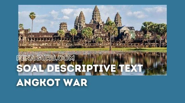 soal descriptive text tempat wisata