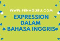 Expression dalam Bahasa Inggris