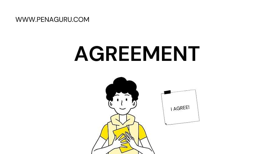 materi agreement dan disagreement
