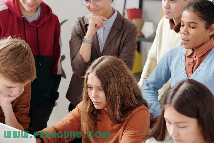 membangun komunitas kelas yang nyaman