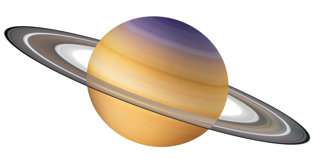 Saturn Facts for Kids | Saturn Planet Facts | DK Find Out