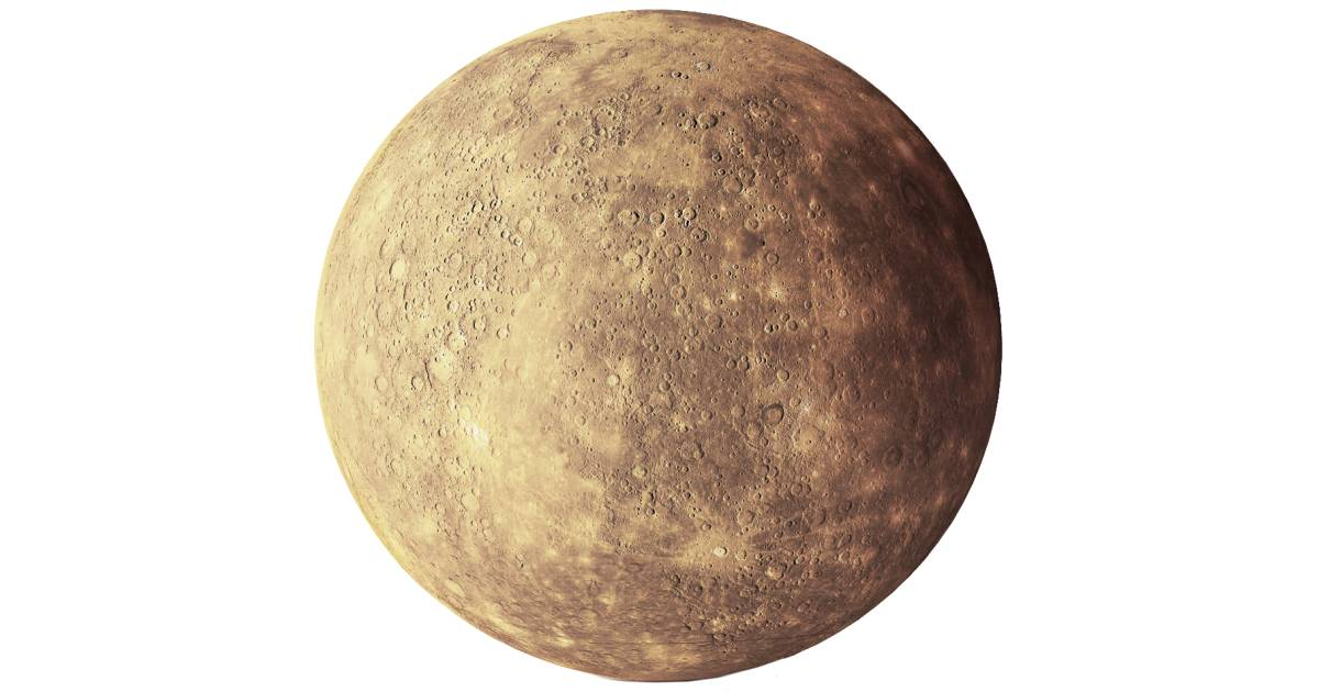 Planet Mercury | Mercury for Kids | DK Find Out
