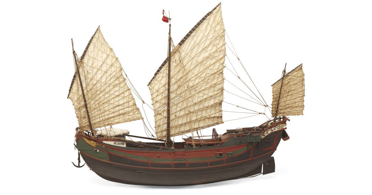 Chinese Junk | Chinese Junk Ship | DK Find Out