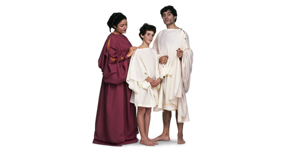 Ancient Greek Clothing | Ancient Greek Tunic | DK Find Out