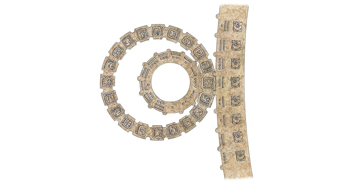 Mayan Calendar Facts Mayan Calendar For Kids Dk Find Out