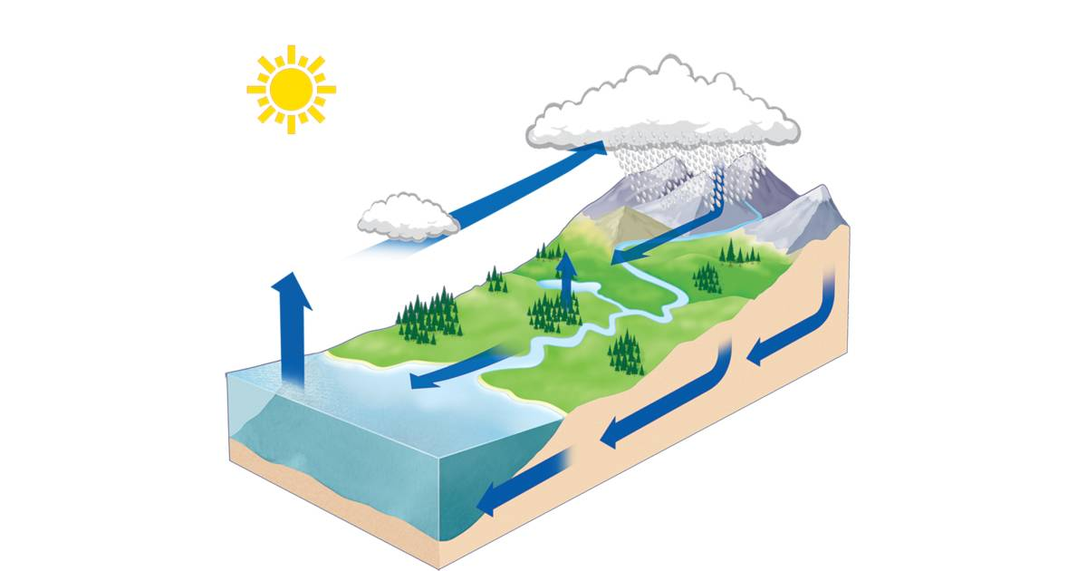 Water Cycle: Water Cycle Definition