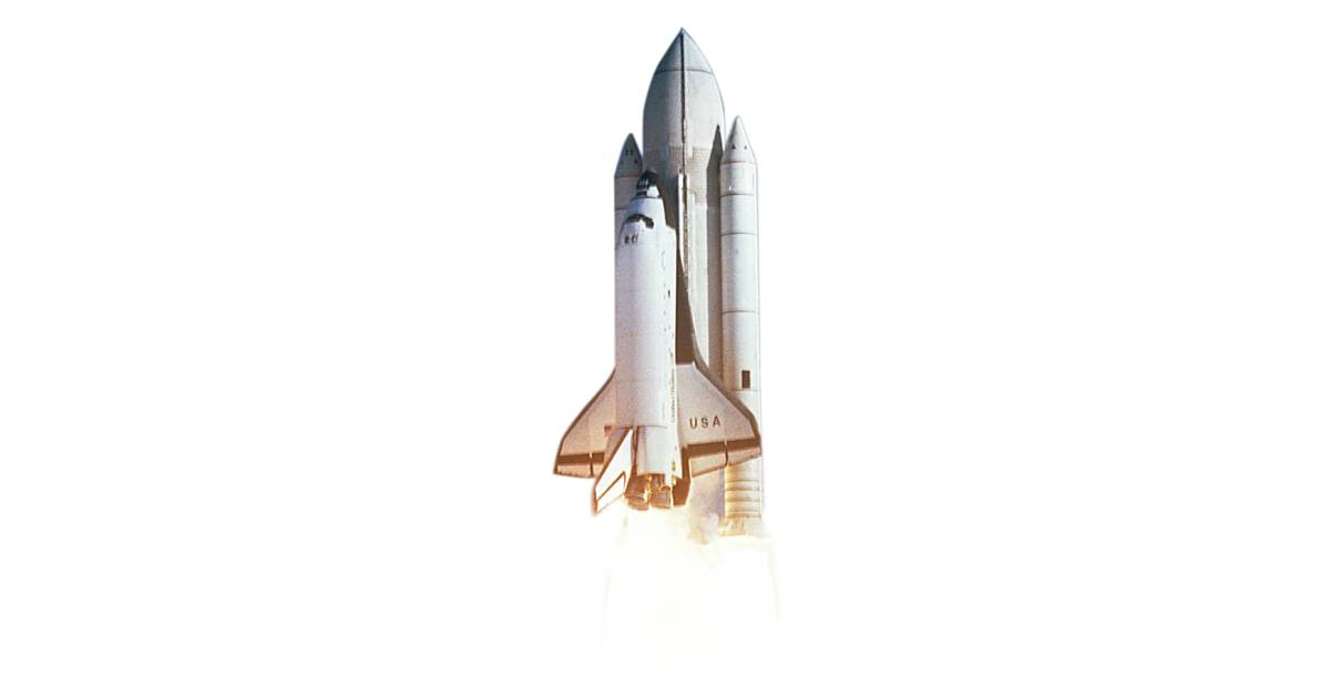 Space Shuttle For Kids