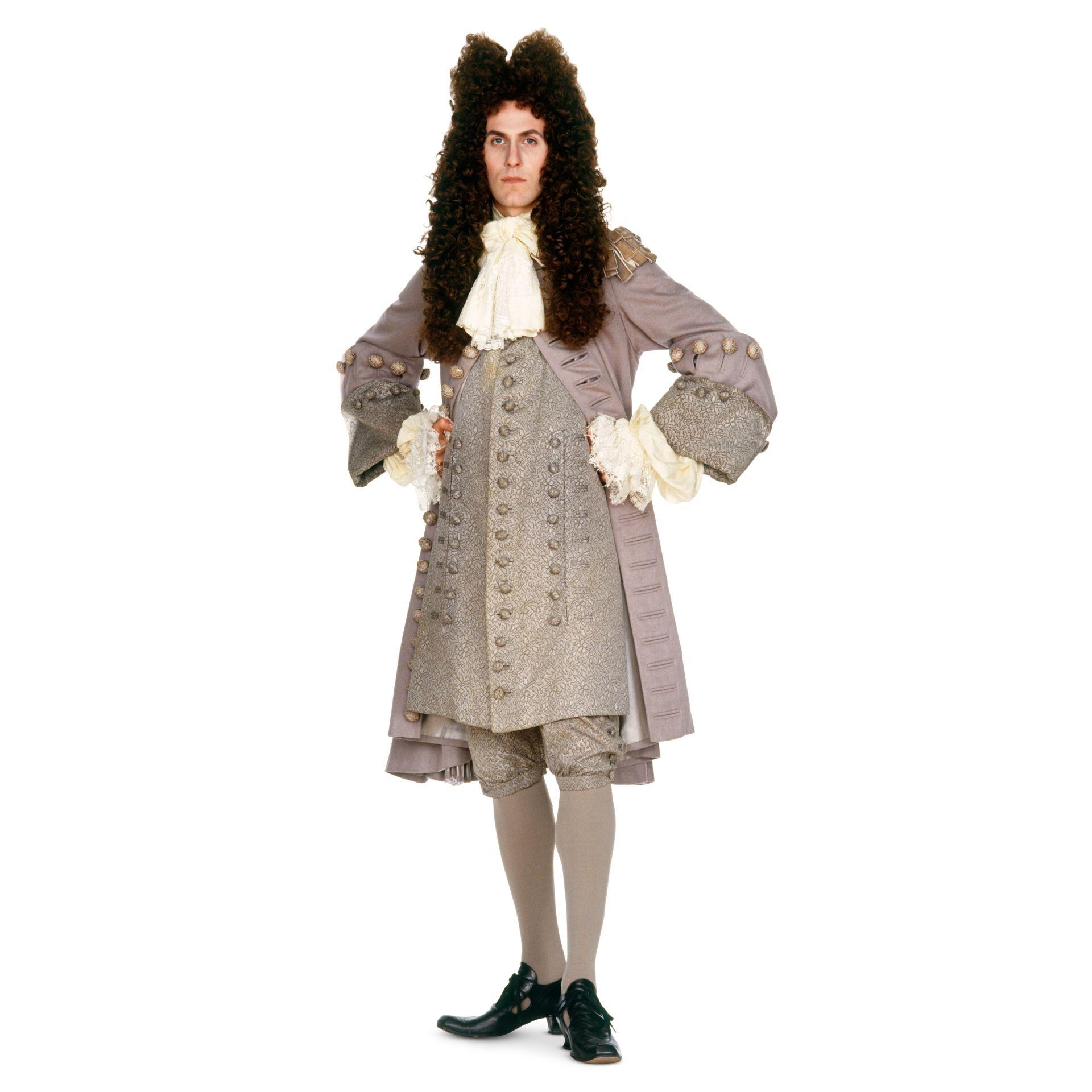 17th century dress style