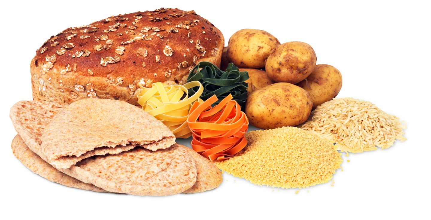What Foods Are Carbohydrates Uk