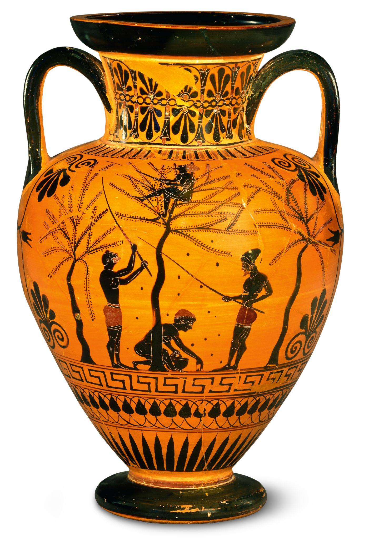 Картинки вазы древней греции