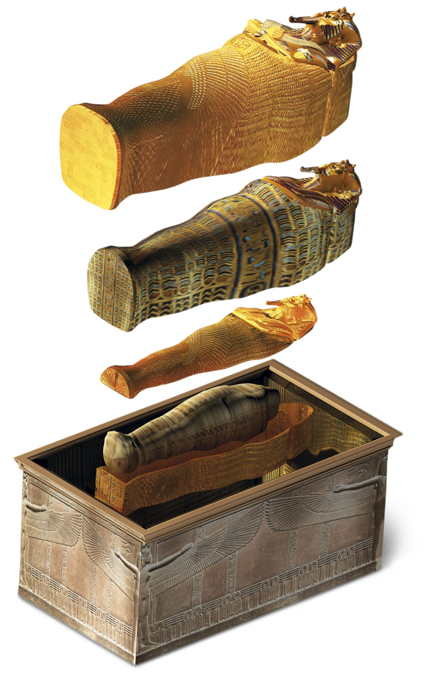 egyptian mummies coffins - photo #14