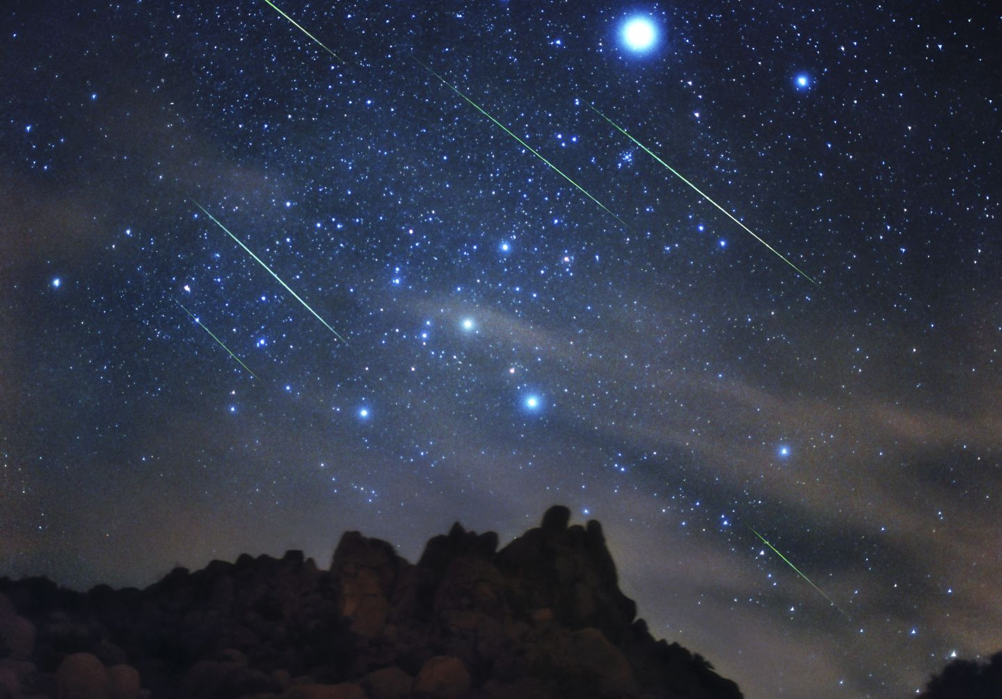 What are Meteors | Meteor Shower Facts | DK Find Out