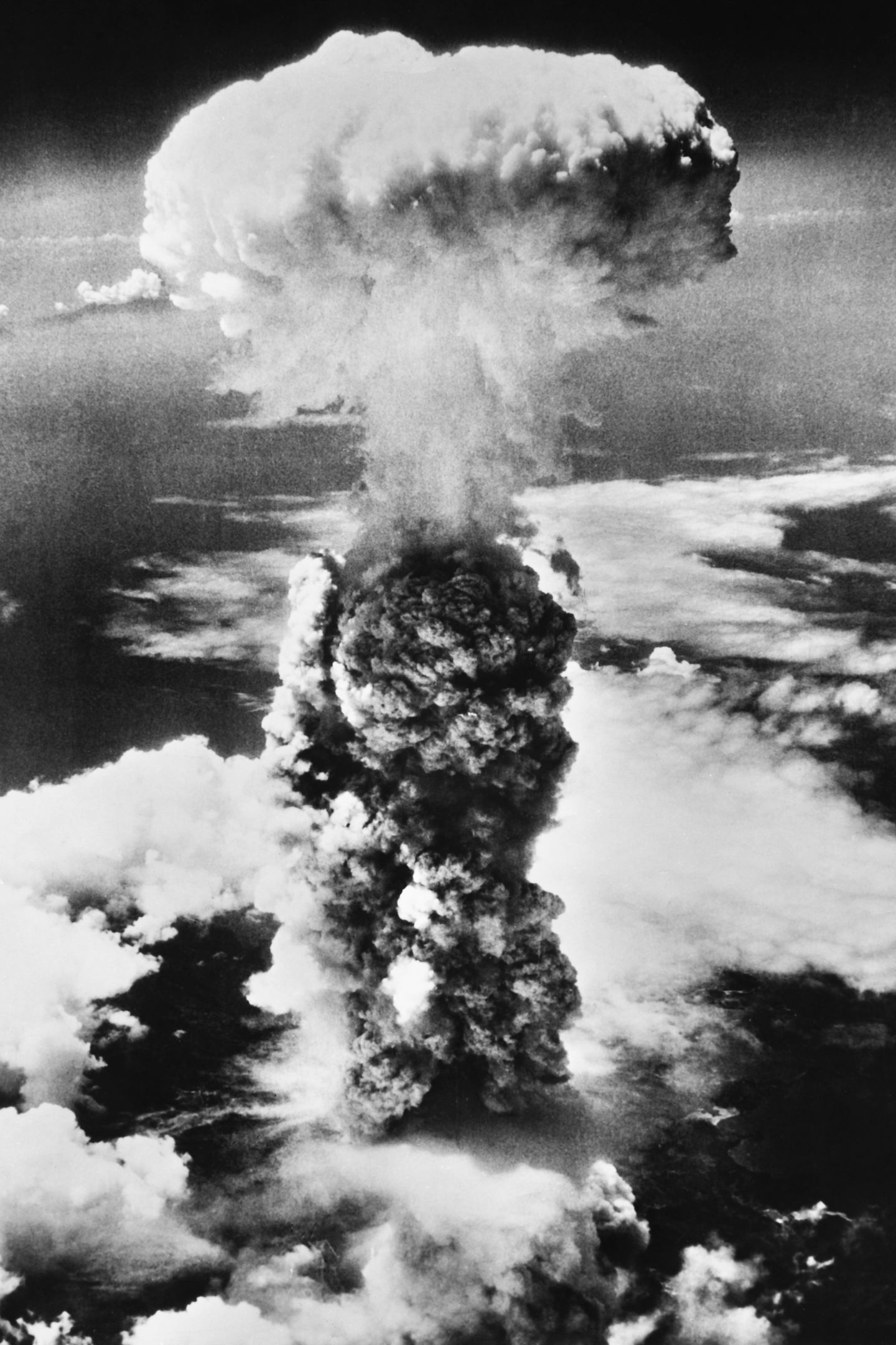 The history and creation of the atomic bomb