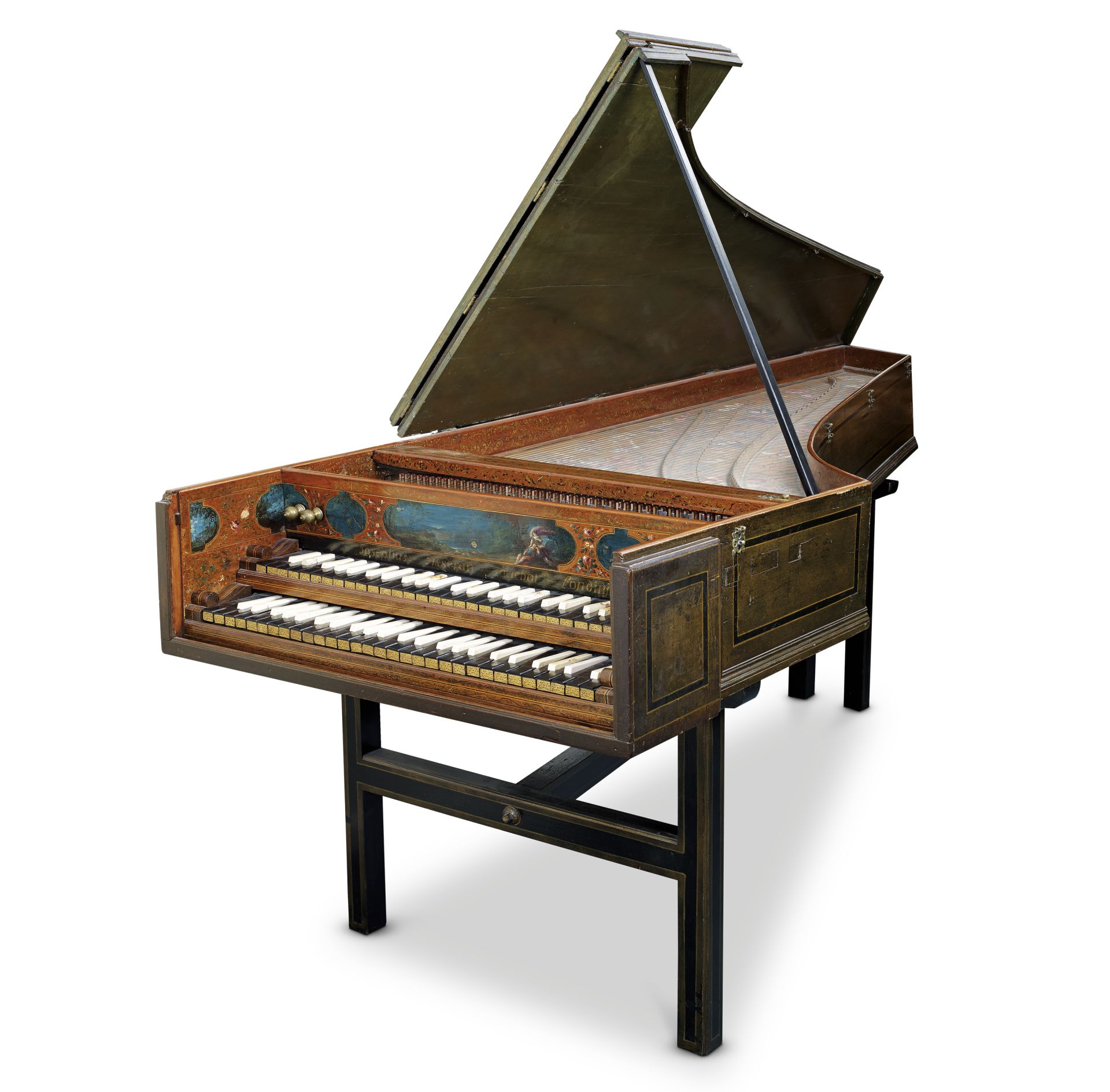 Harpsichord Facts | What Is A Harpsichord | DK Find Out