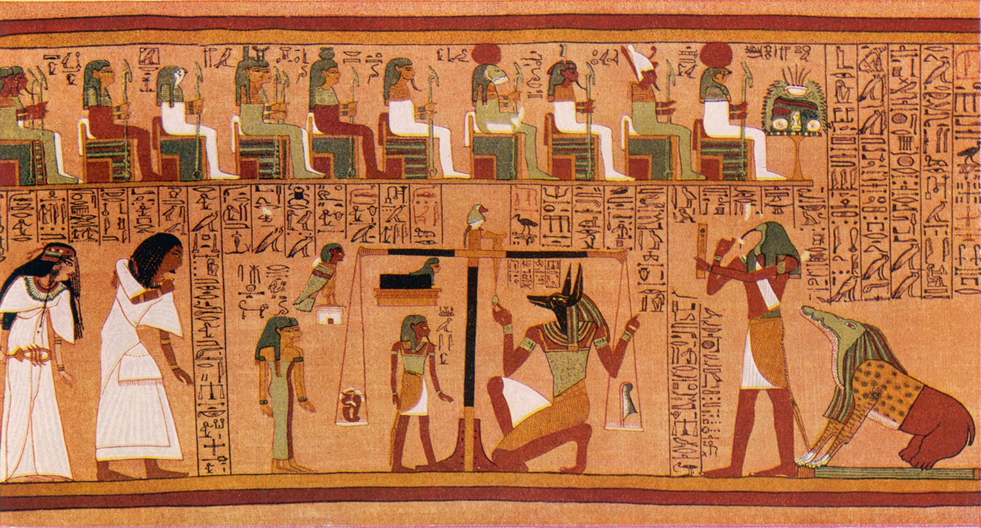 Image result for book of the dead egypt