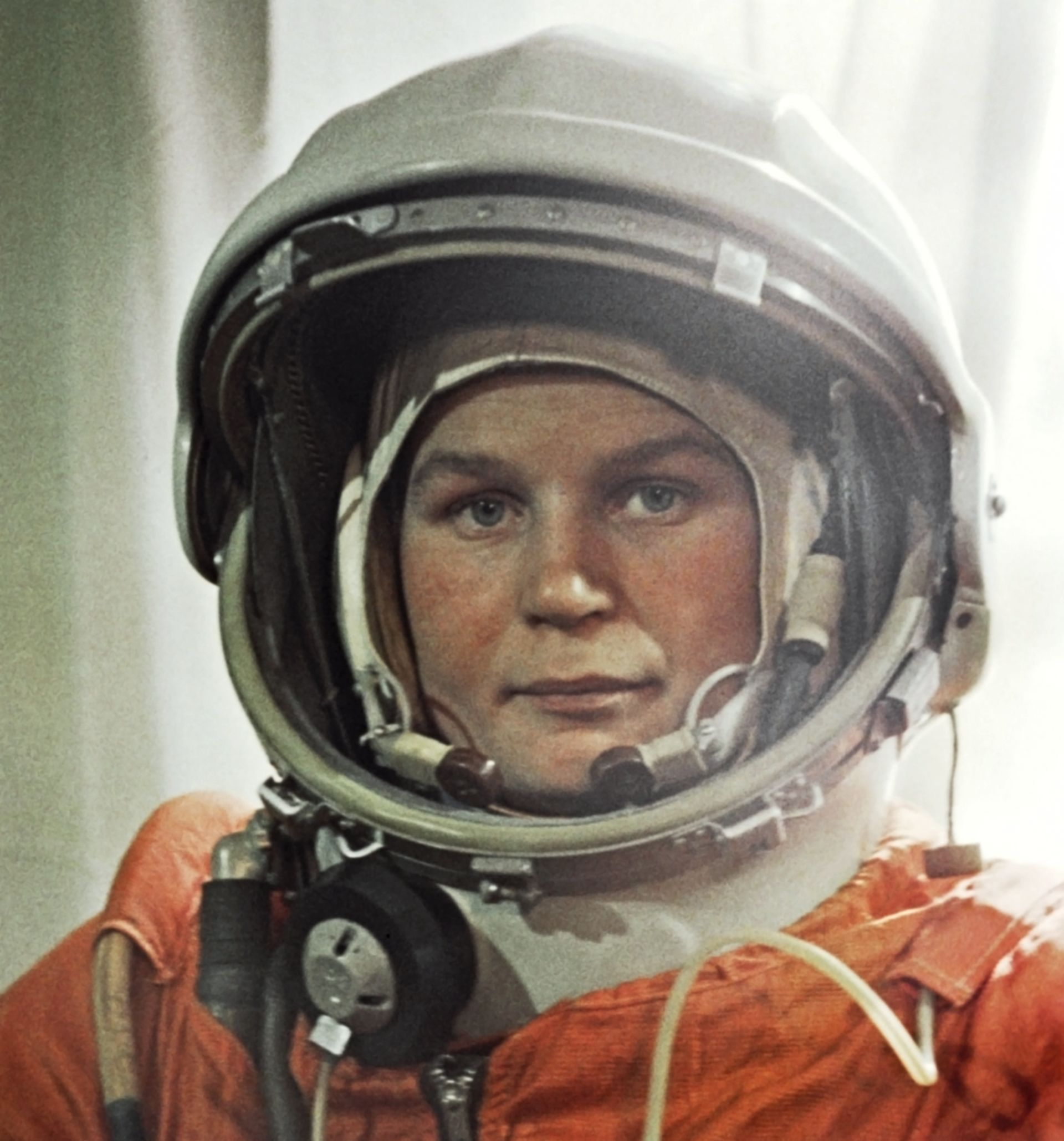 Valentina Tereshkova Space Lessons Dk Find Out