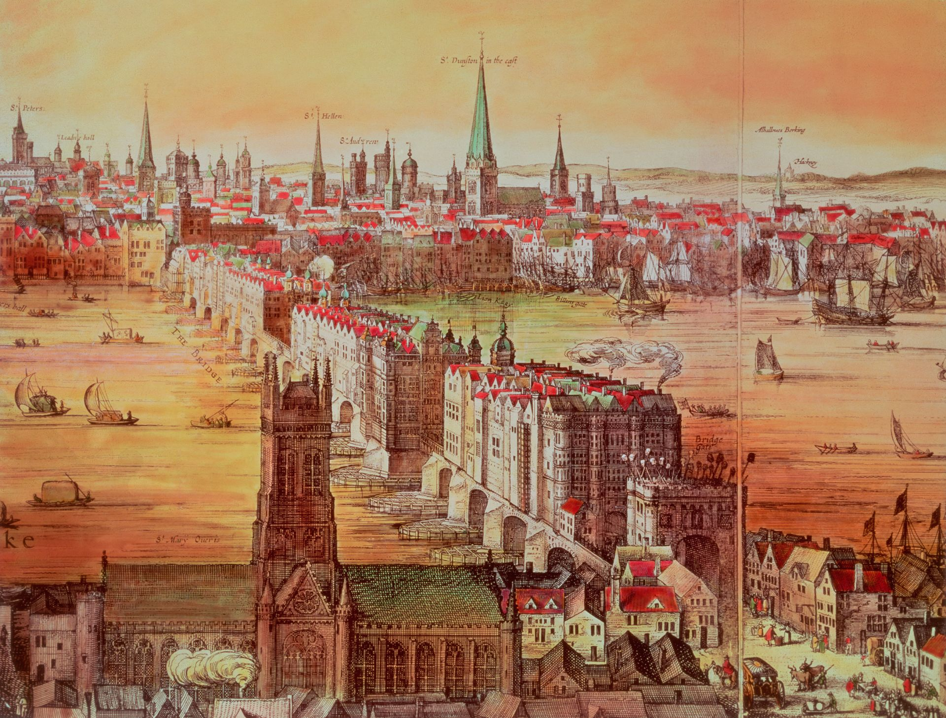Tudor London Facts | Life In Tudor London | DK Find Out
