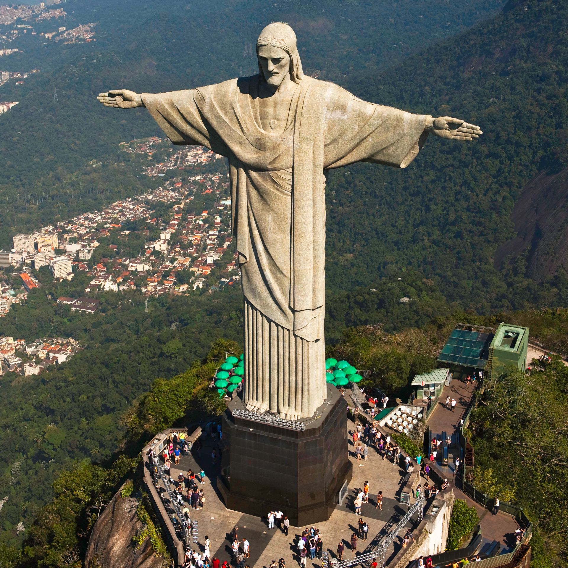 Christ The Redeemer : Christ the redeemer facts for kids dk find out