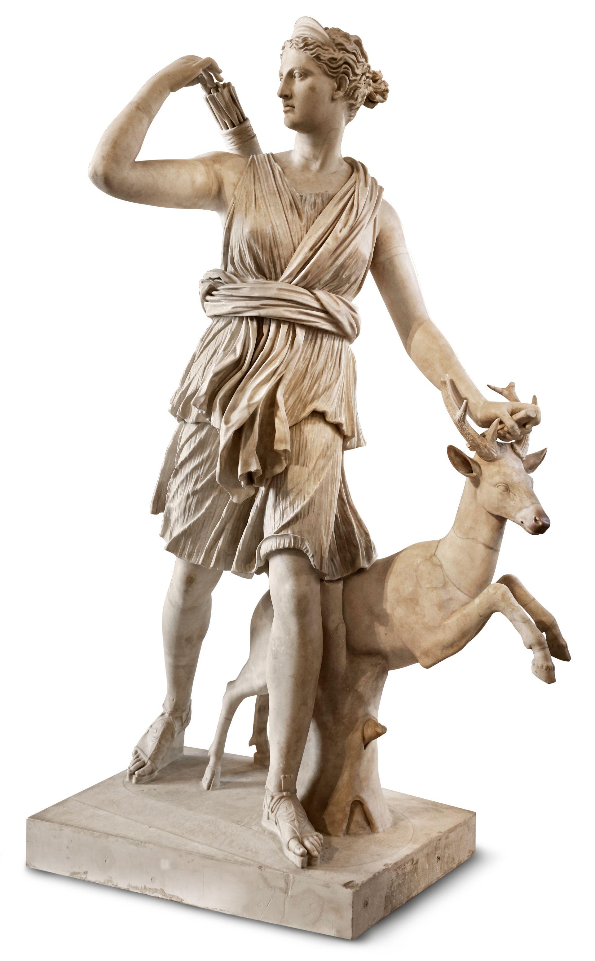 Artemis Greek Goddess | Facts About Artemis | DK Find Out