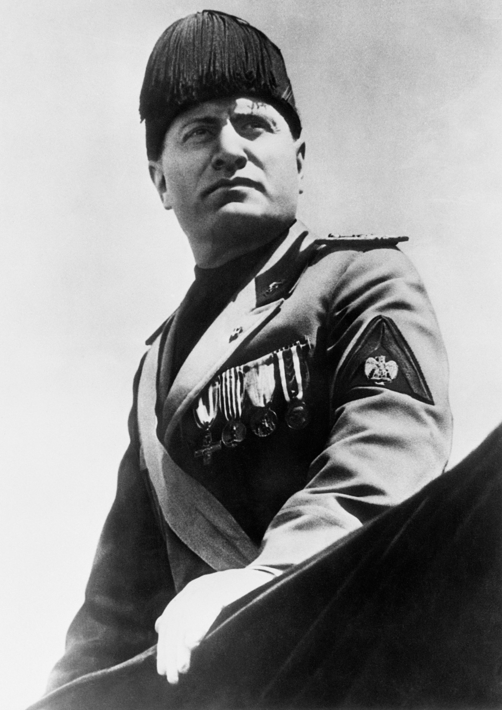 Benito Mussolini For Kids | Who Was Mussolini? | DK Find Out