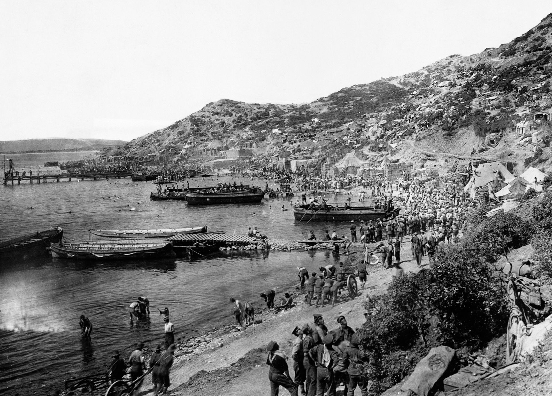 Gallipoli from Above : the Untold Story