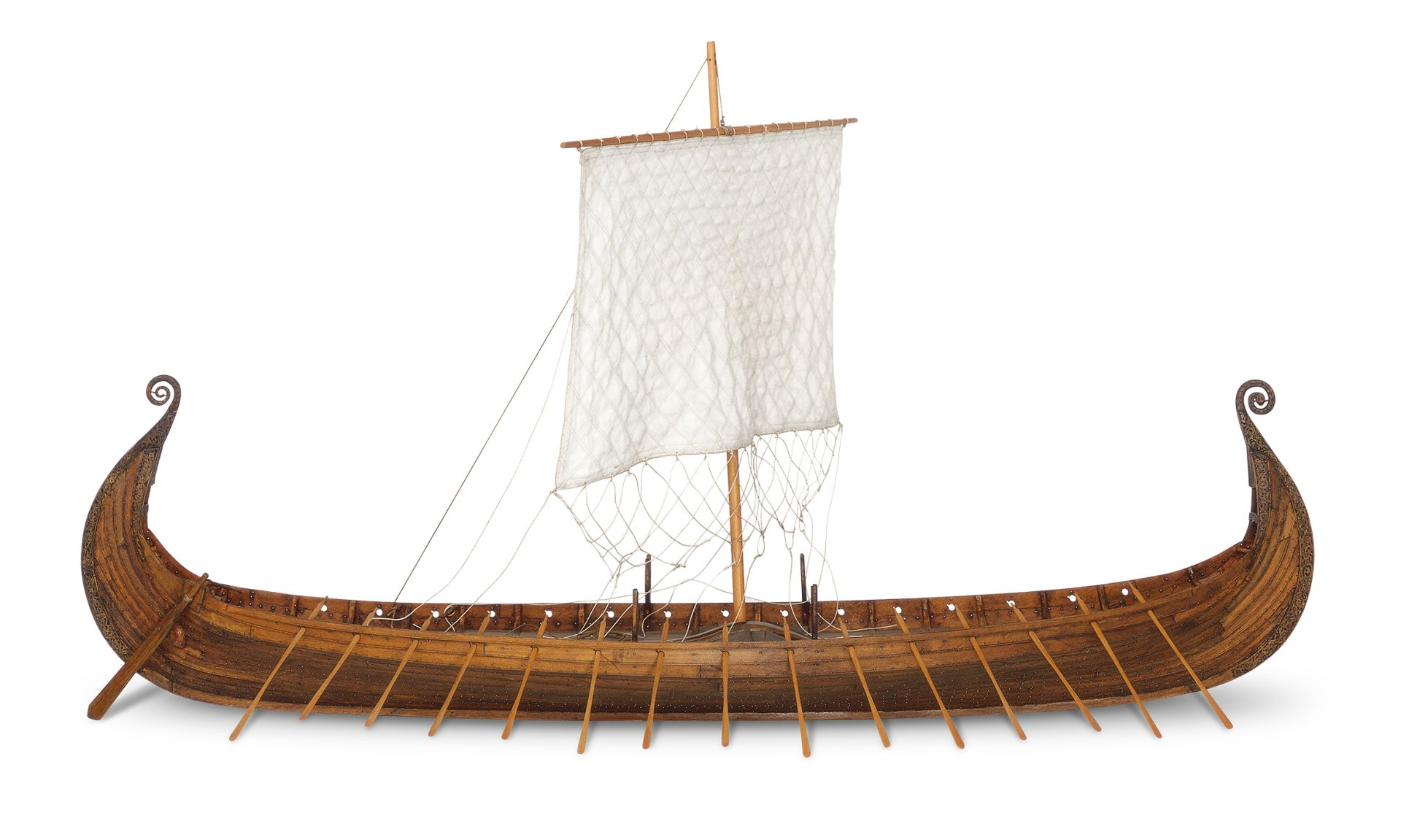 Viking Longboat | Facts About Viking Boats | DK Find Out
