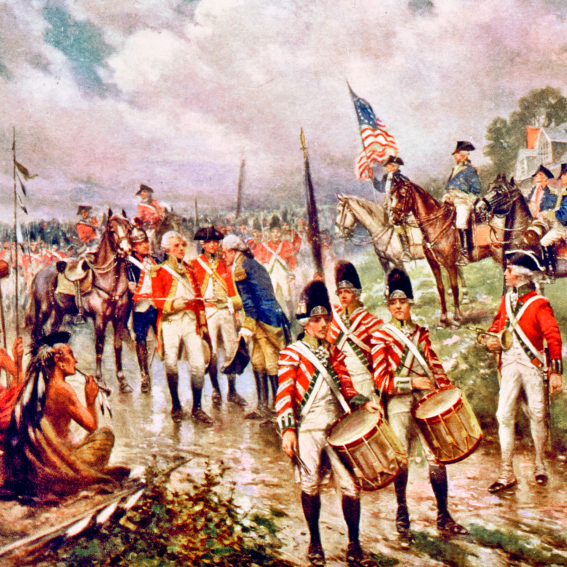 a history of the battle of saratoga Benedict arnold's performance at the battles of saratoga contributed to the american victory there but a bitter rivalry with his commander helped start arnold down the road to treason.