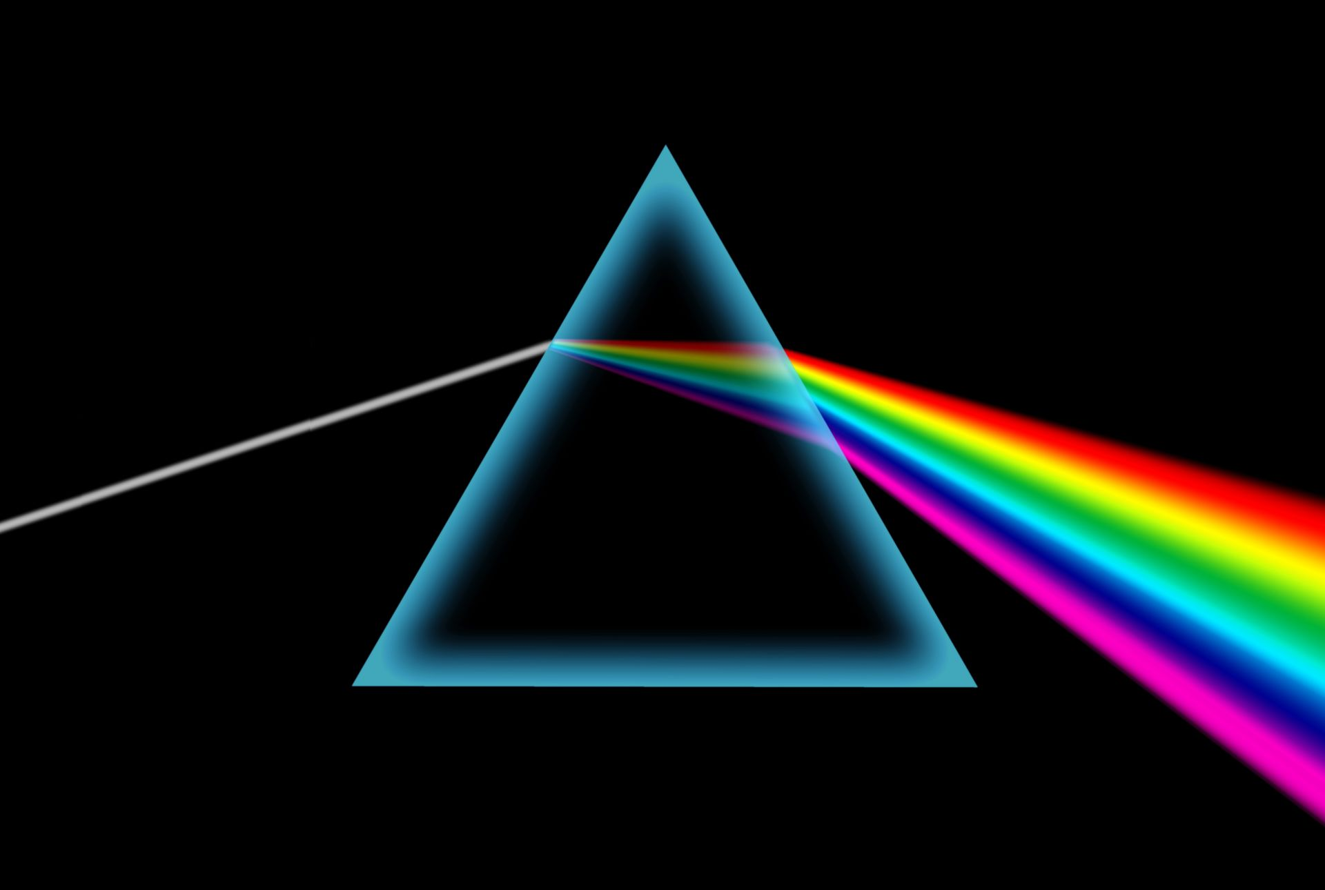 Image result for light prism