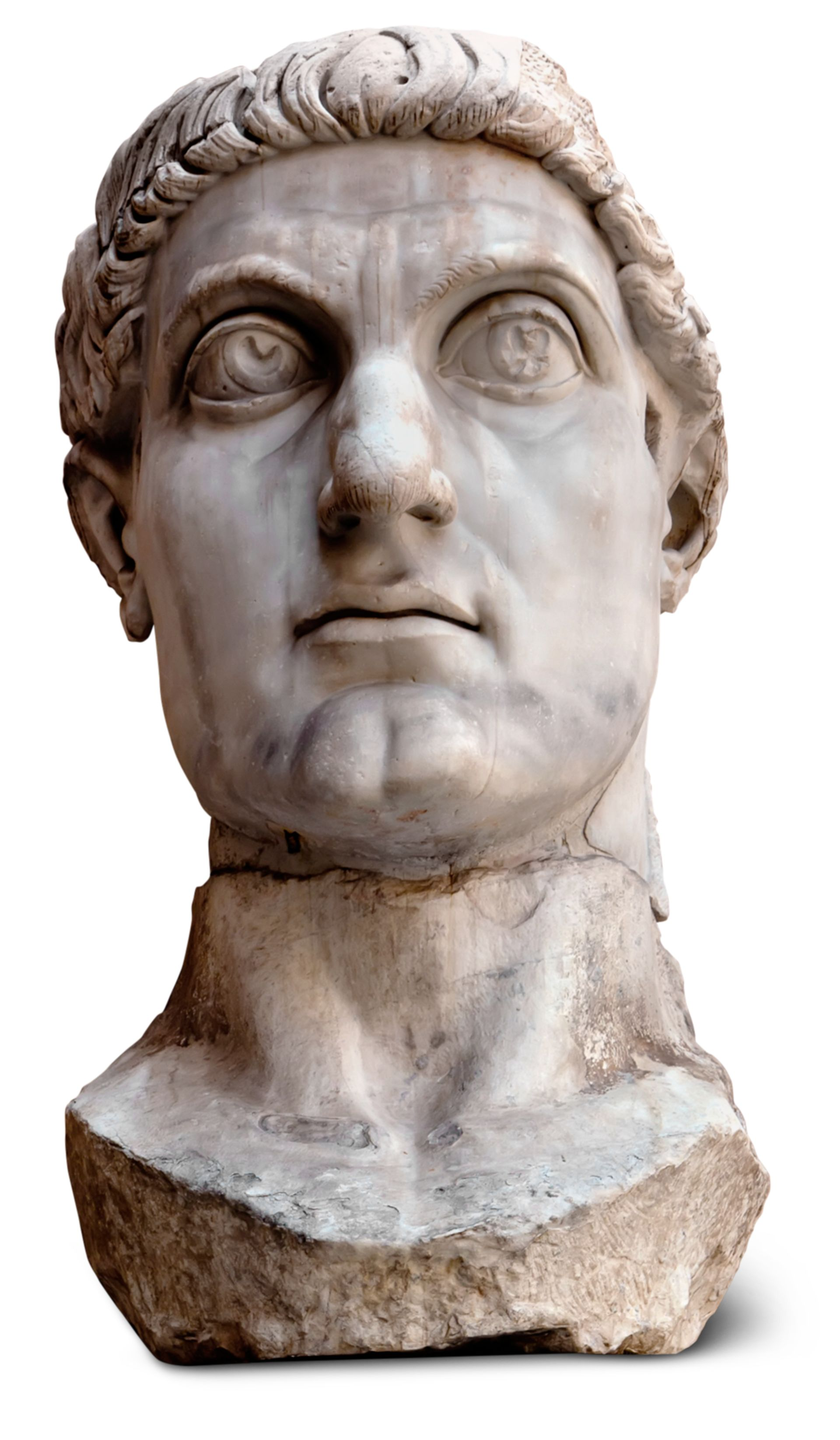 a biography of constantine i the roman emperor Constantine the great (latin: flavius valerius aurelius constantinus augustus greek: κωνσταντῖνος ὁ μέγας 27 february c 272 ad – 22 may 337 ad), also known as constantine i, was a roman emperor who ruled between 306 and 337 ad.