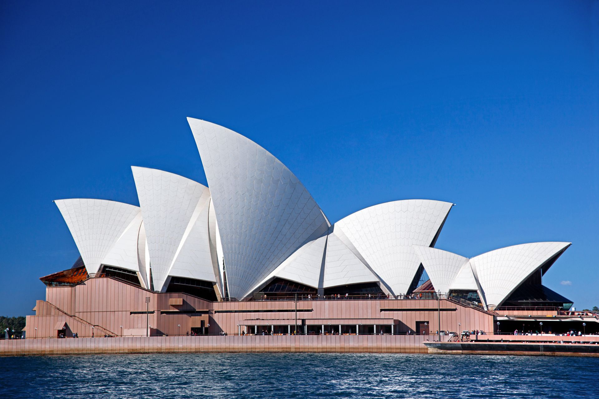 Facts about sydney opera house dk find out for Sydney opera housse