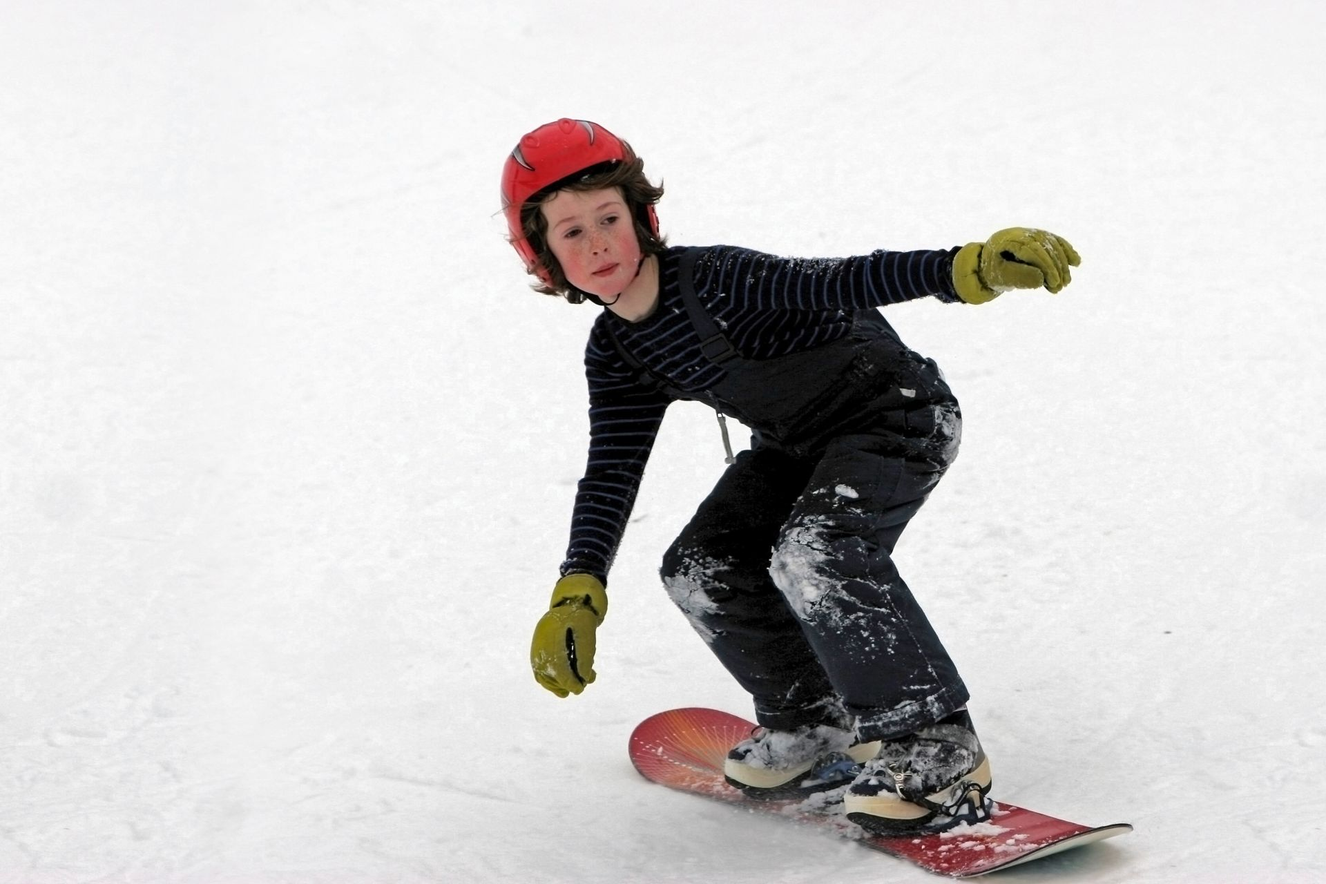 Facts About Snowboarding For Kids DK Find Out
