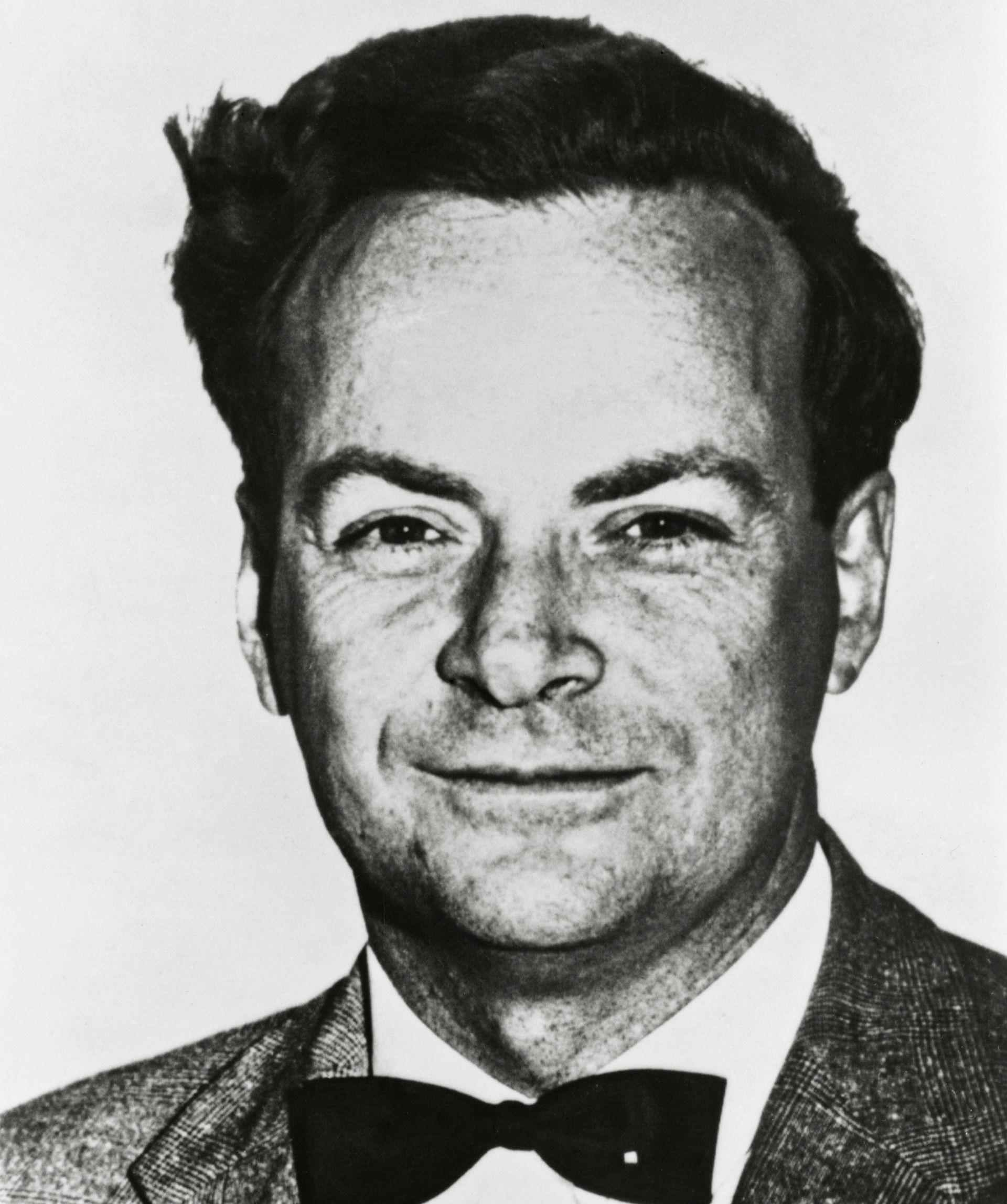 Who Is Richard Feynman Richard Feynman Facts DK Find Out
