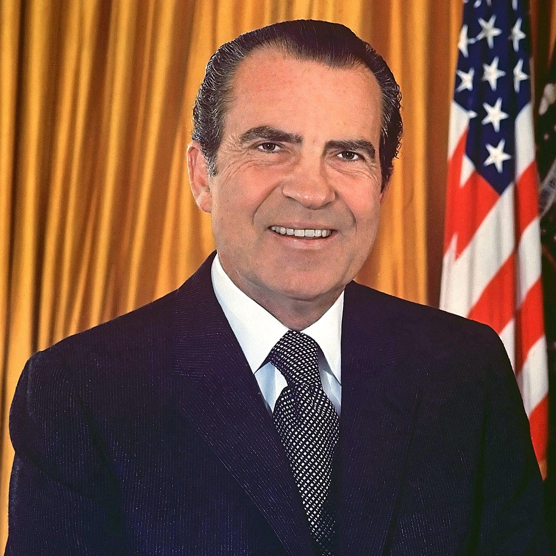 Nixon: President Richard Nixon