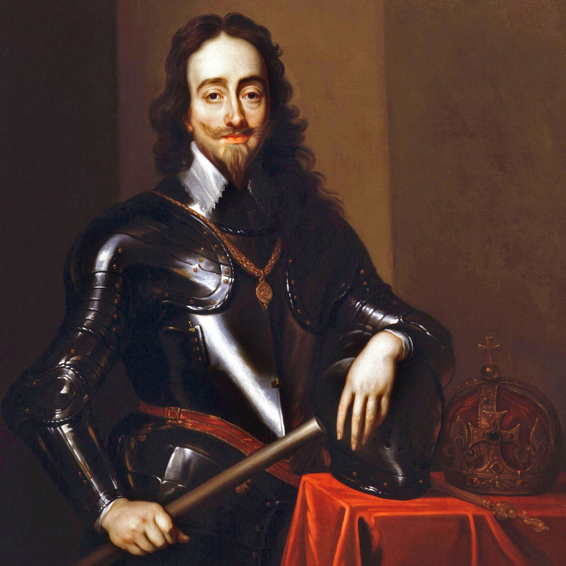 When was Charles I executed?