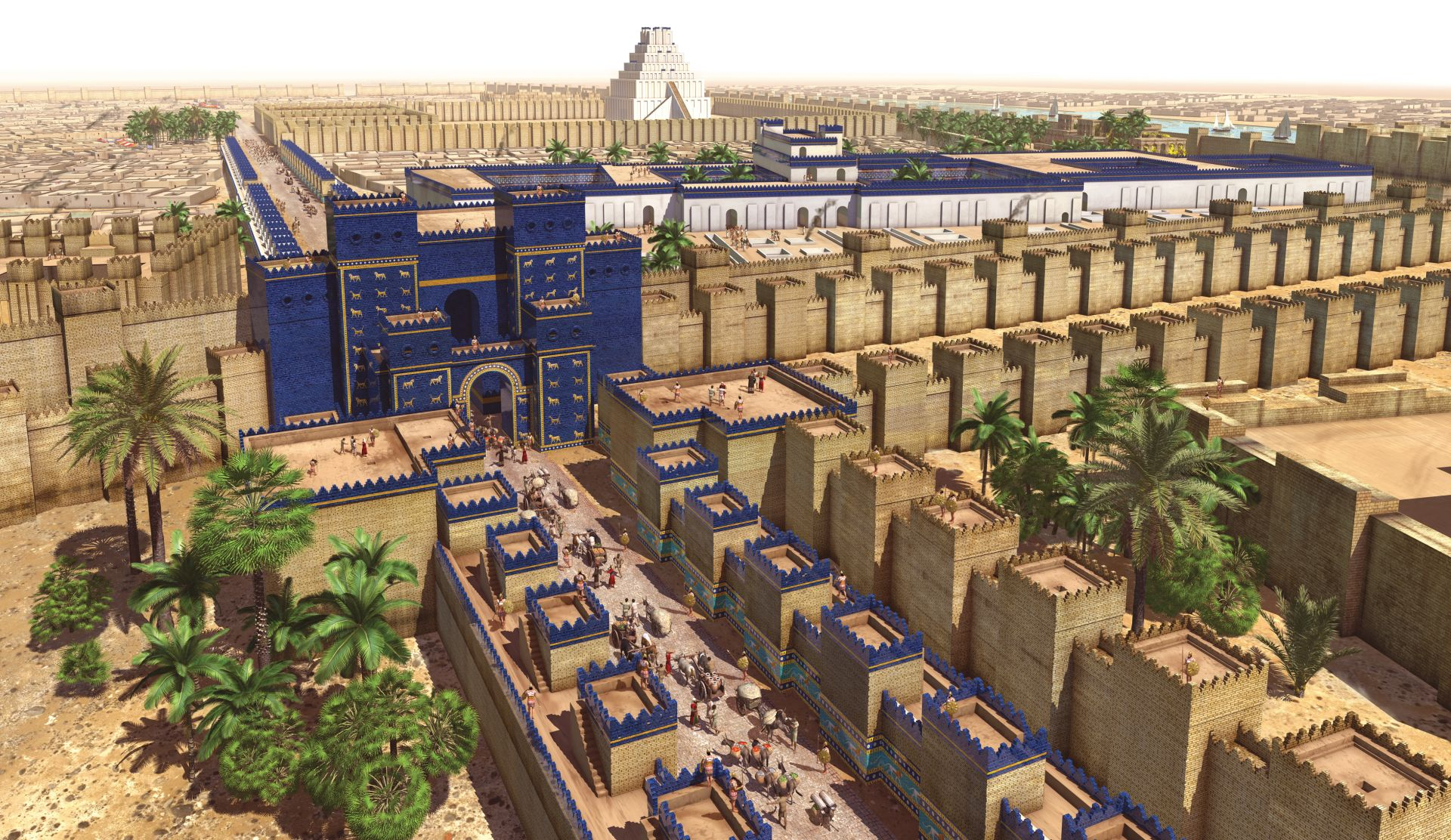 Ancient Babylon | Old Babylon Facts | DK Find Out