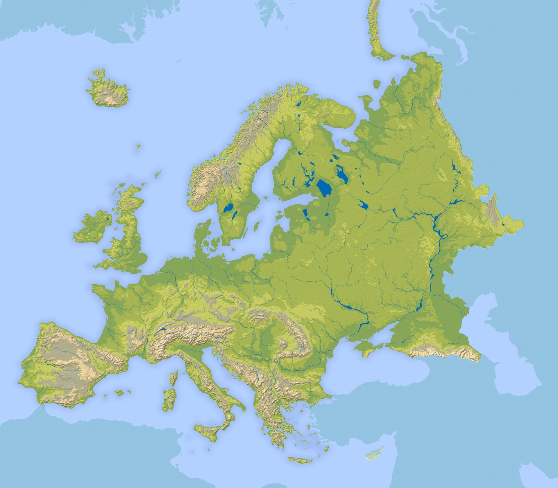 European continent is interesting 18