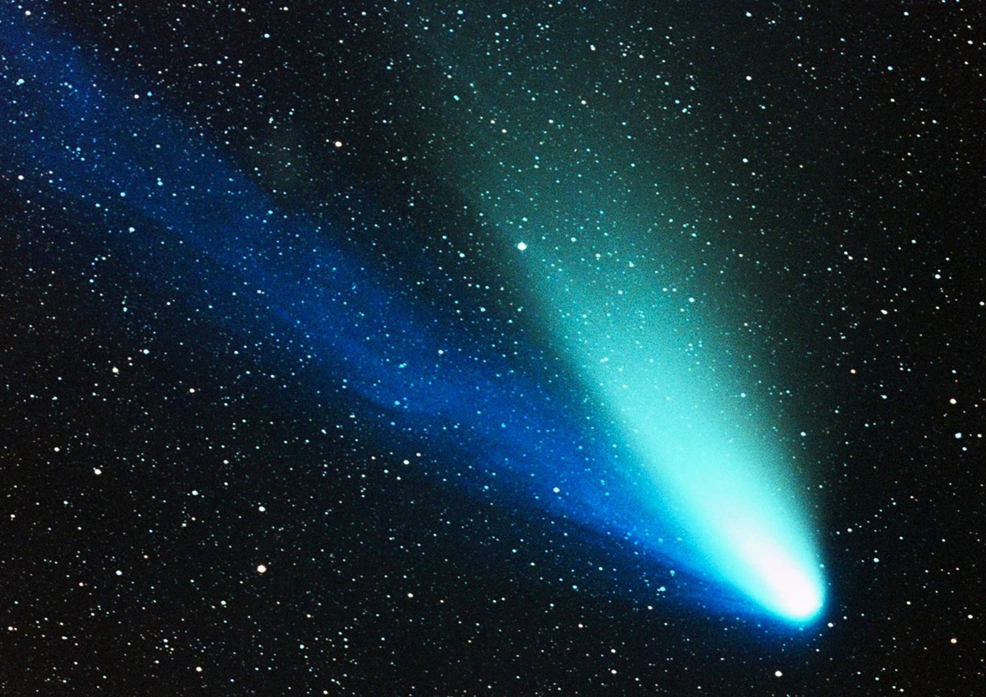 famous asteroids and comets - photo #34