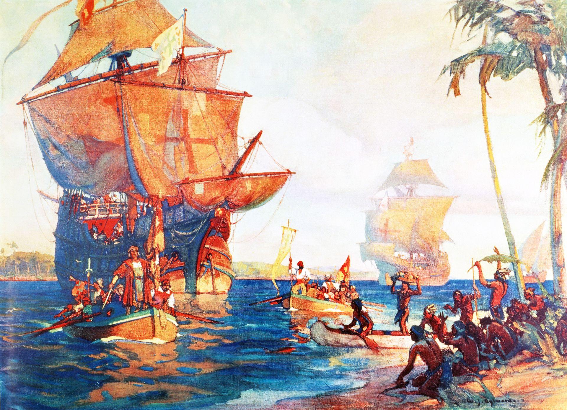 Resultado de imagem para Christopher Columbus'
