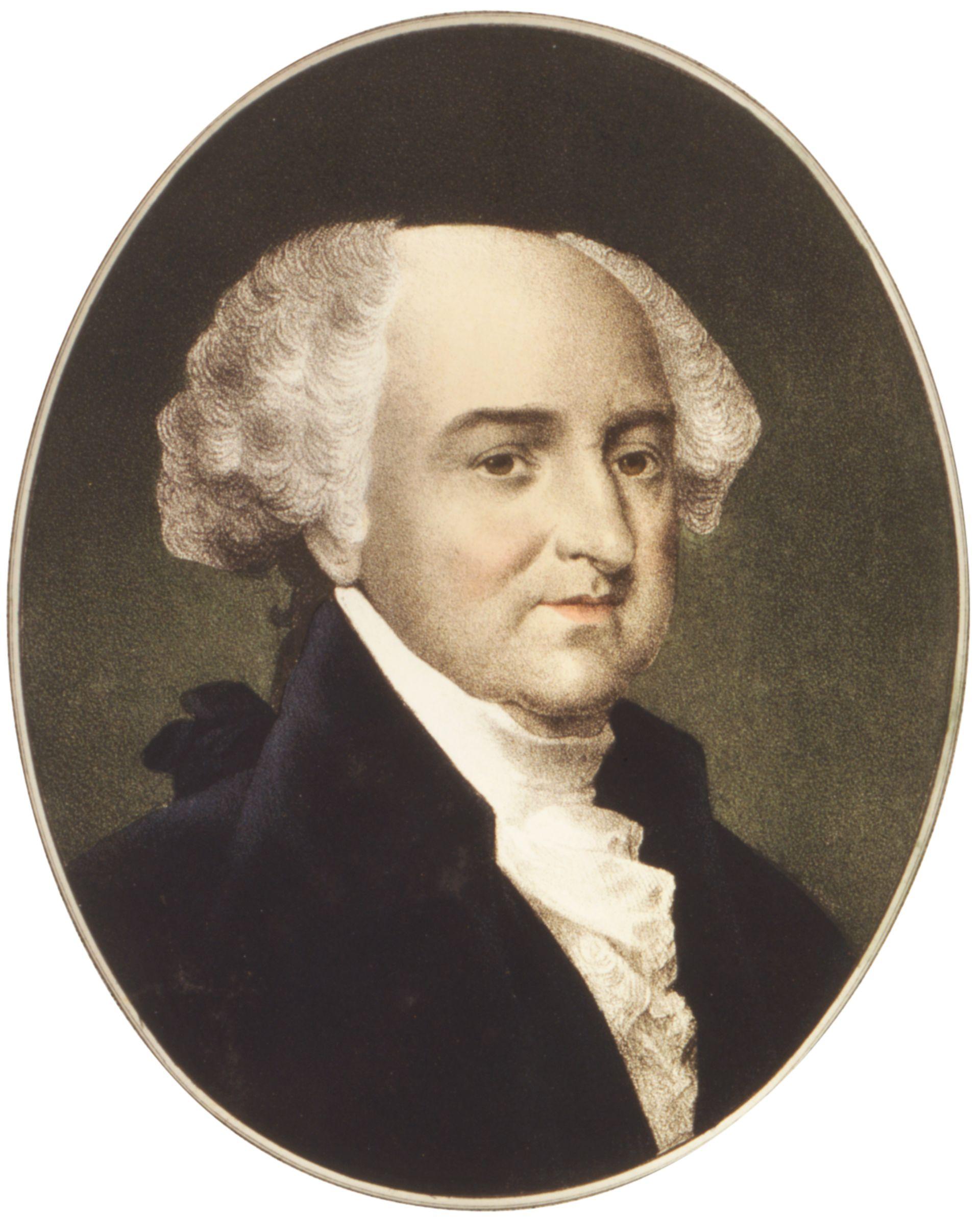 Foreign Affairs Auto >> John Adams Facts | President John Adams | DK Find Out