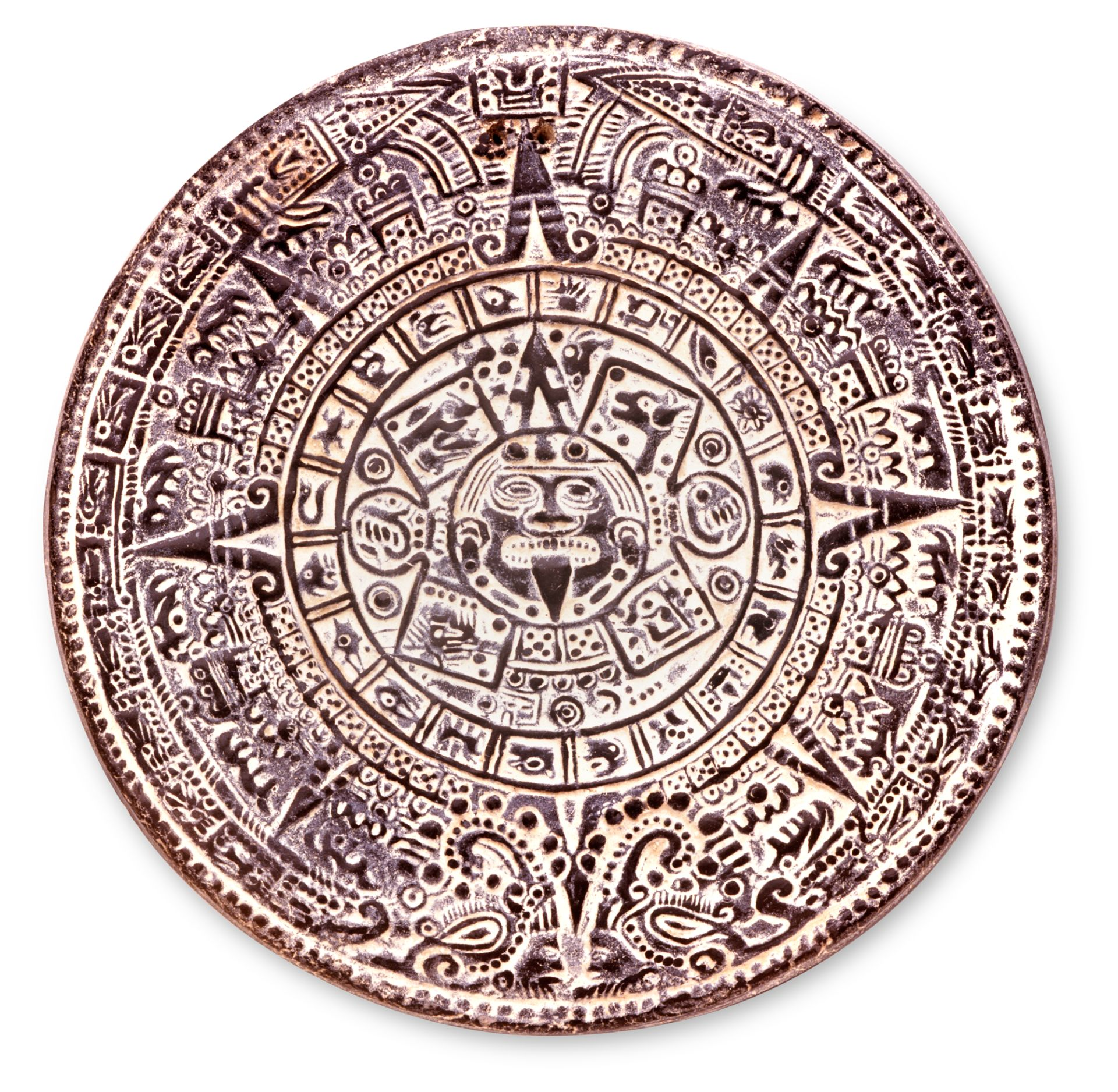 Aztec Calendar Stone Aztec Calendar Facts Dk Find Out