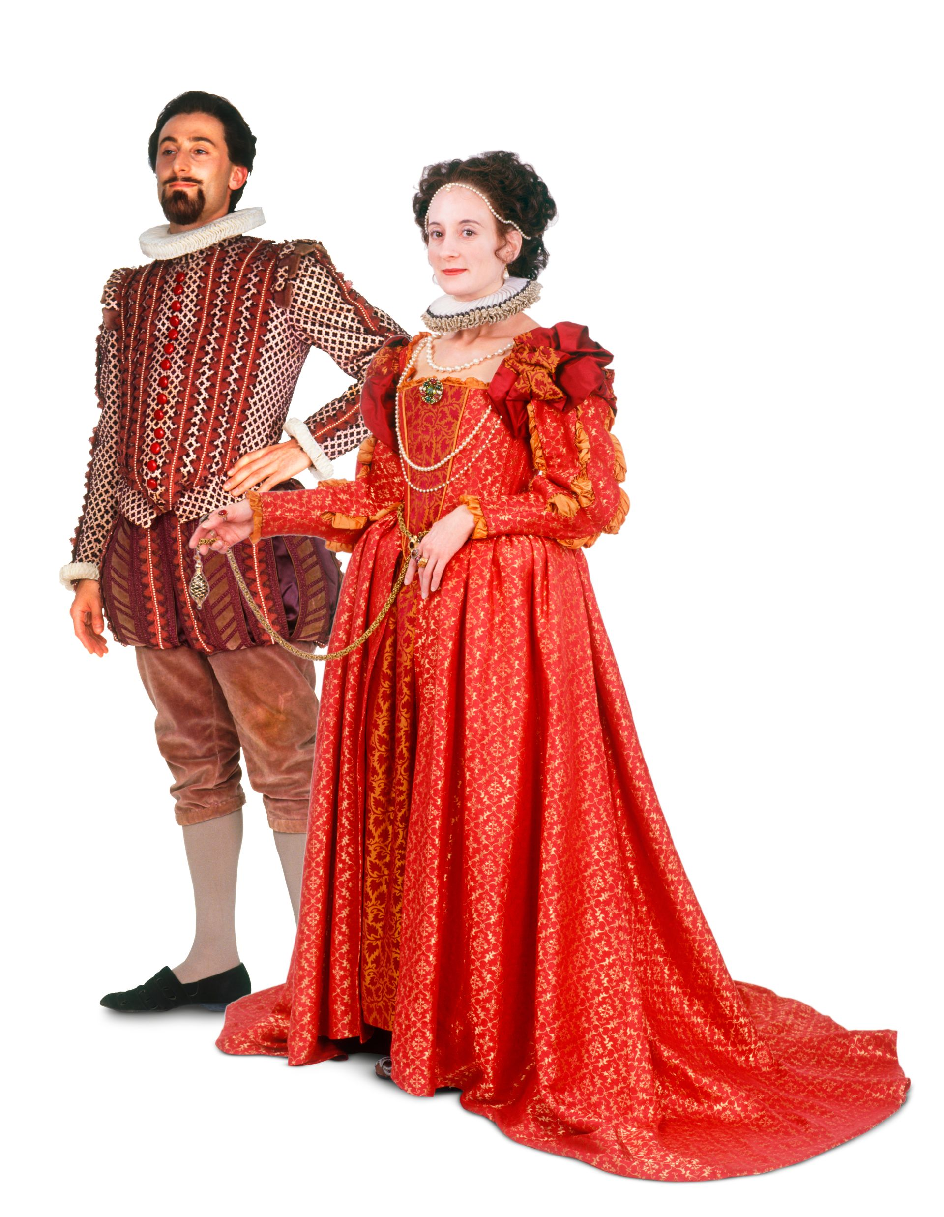 Late Tudor Clothes What Did Tudors Wear Dk Find Out