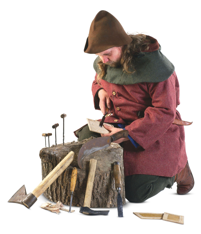 Medieval Craftsmen Medieval Carpenters Dk Find Out