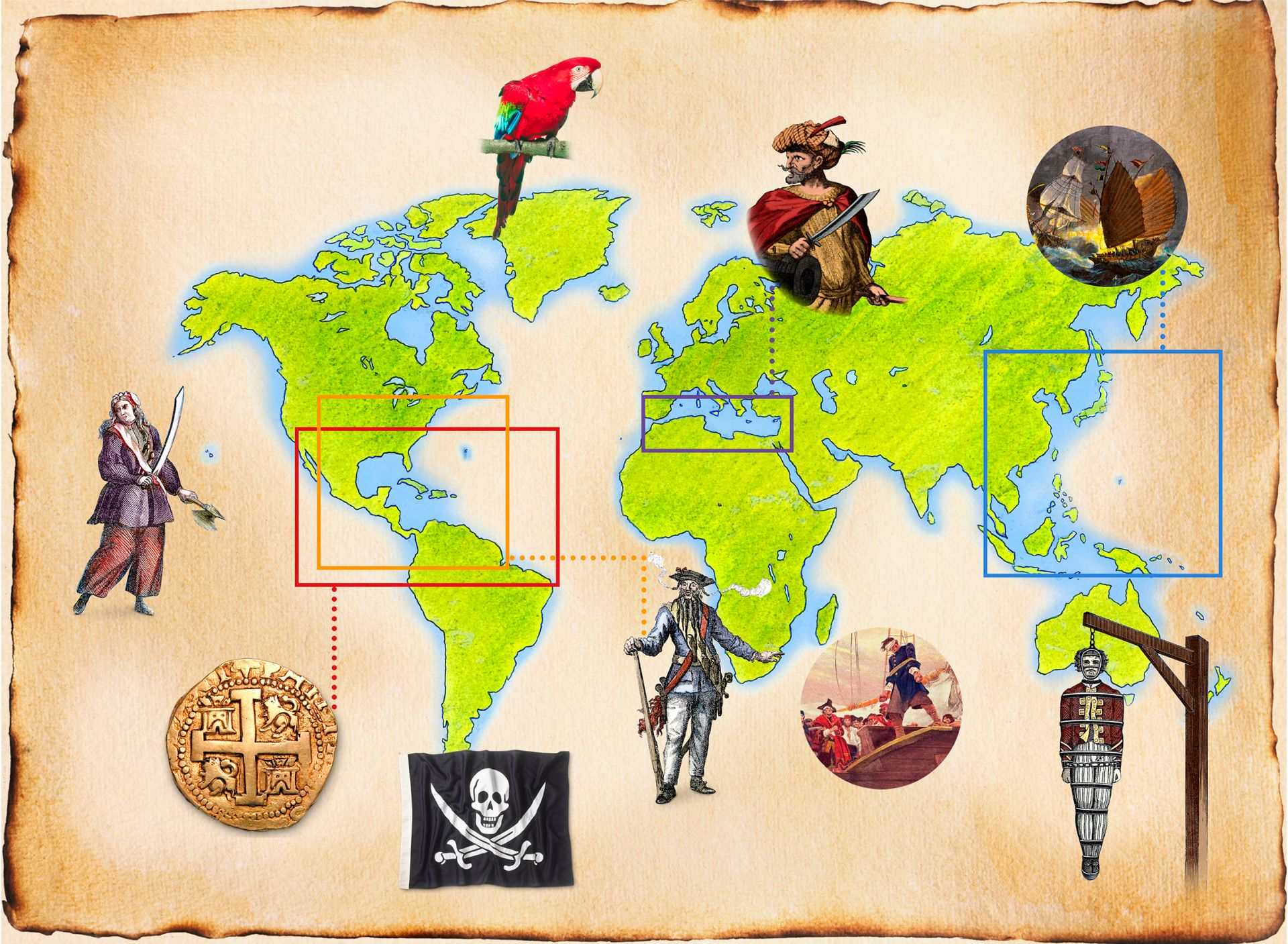 pirate facts for kids what are pirates dk find out