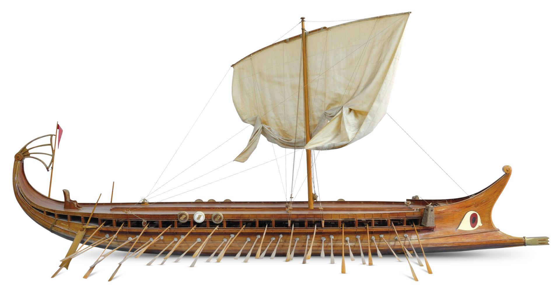 Greek Trireme | Trireme Ship | DK Find Out