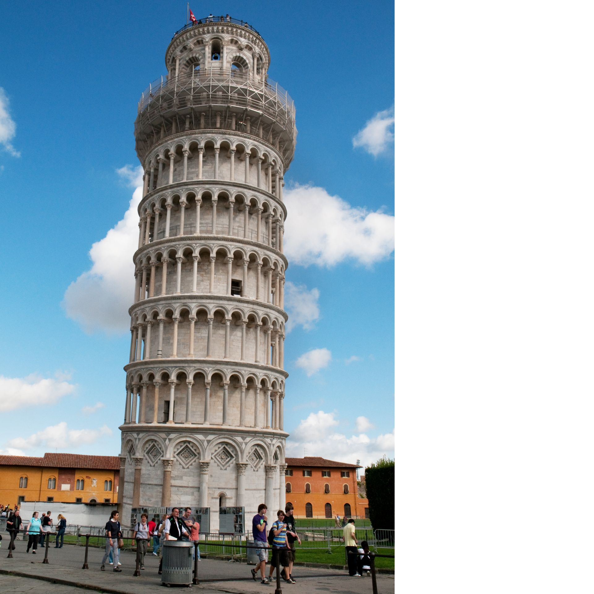 Where is the Tower of Pisa