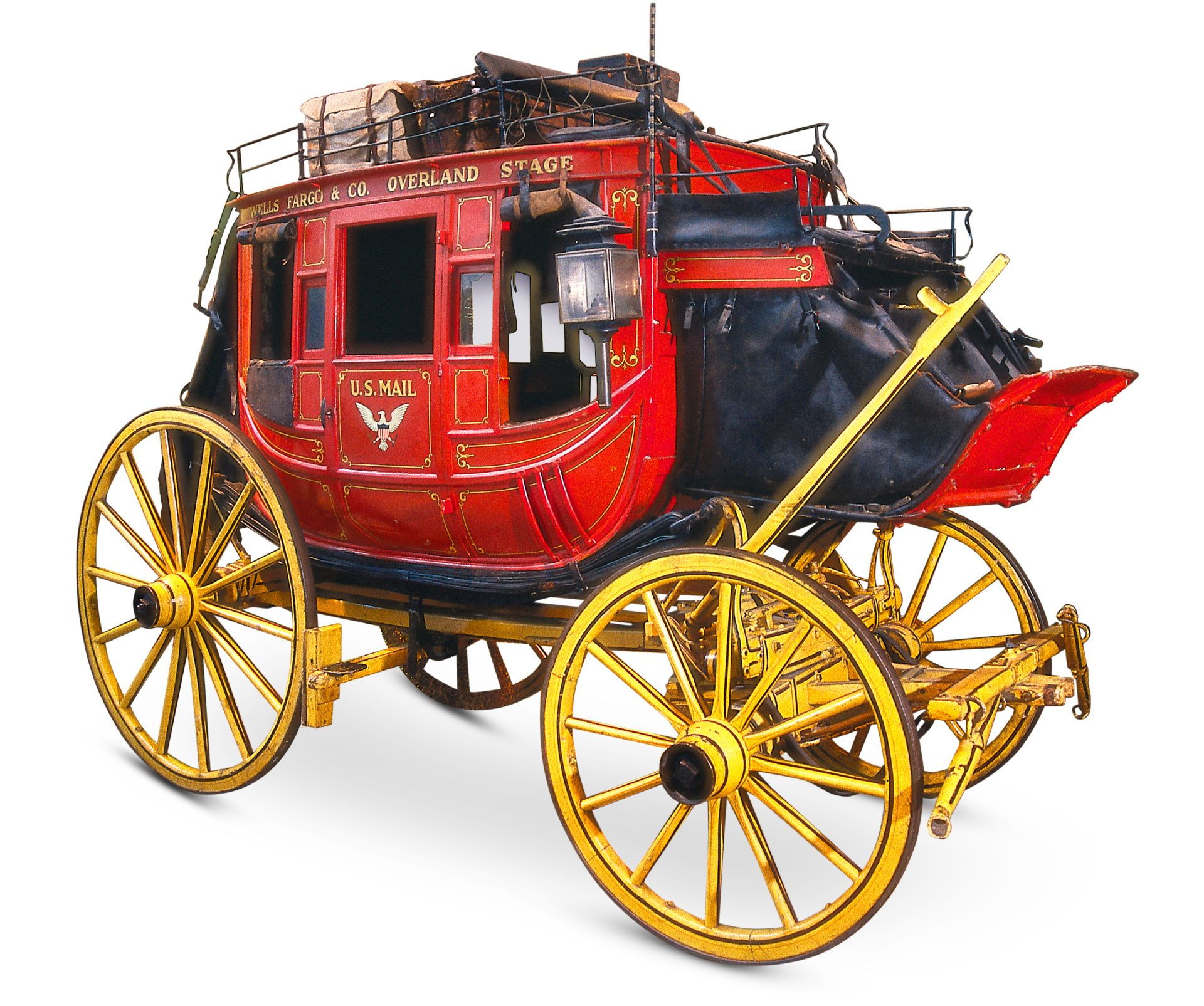 Old West Stagecoaches
