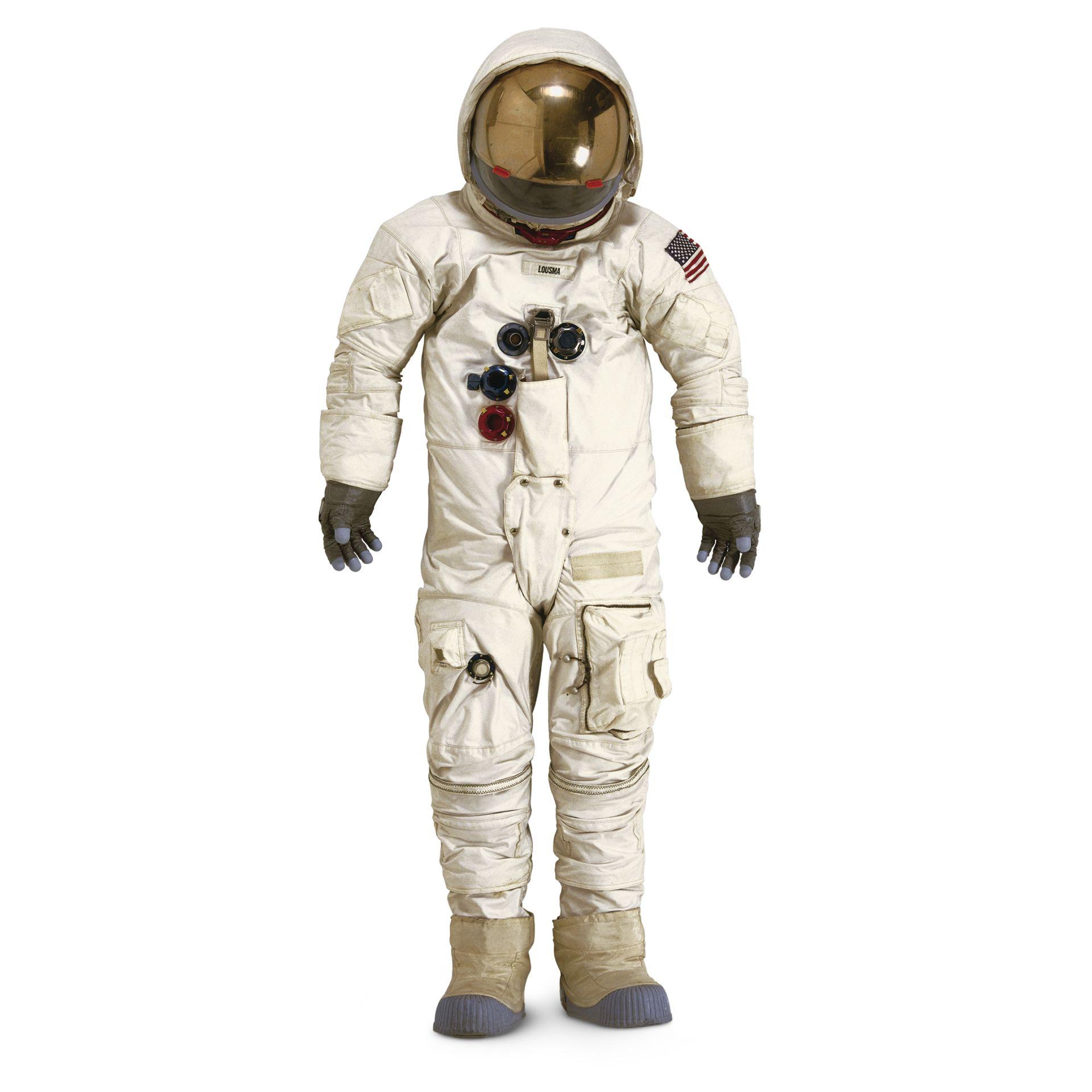 the apollo space suit - photo #30