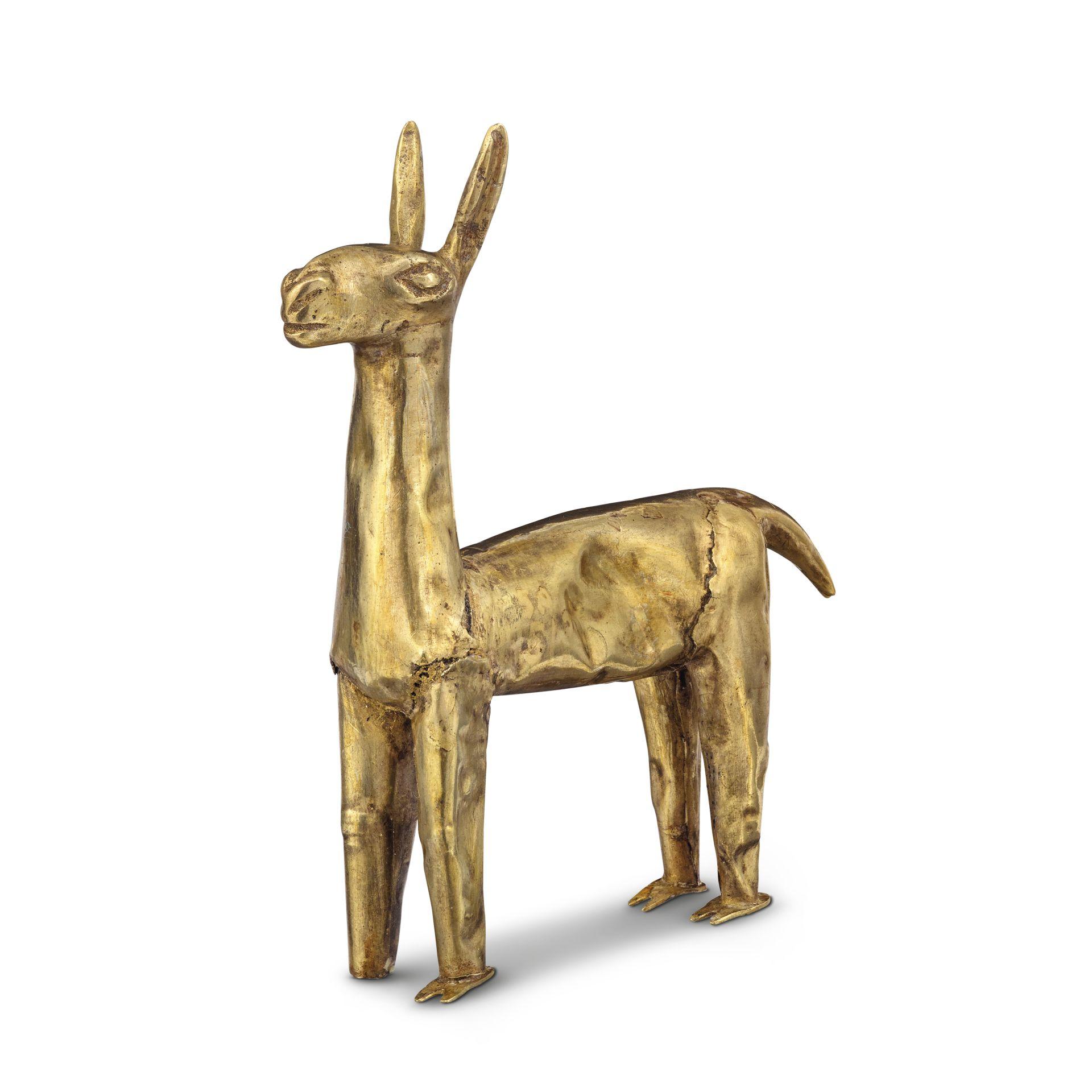 Inca Gold Llama | Inca Gold Jewelry