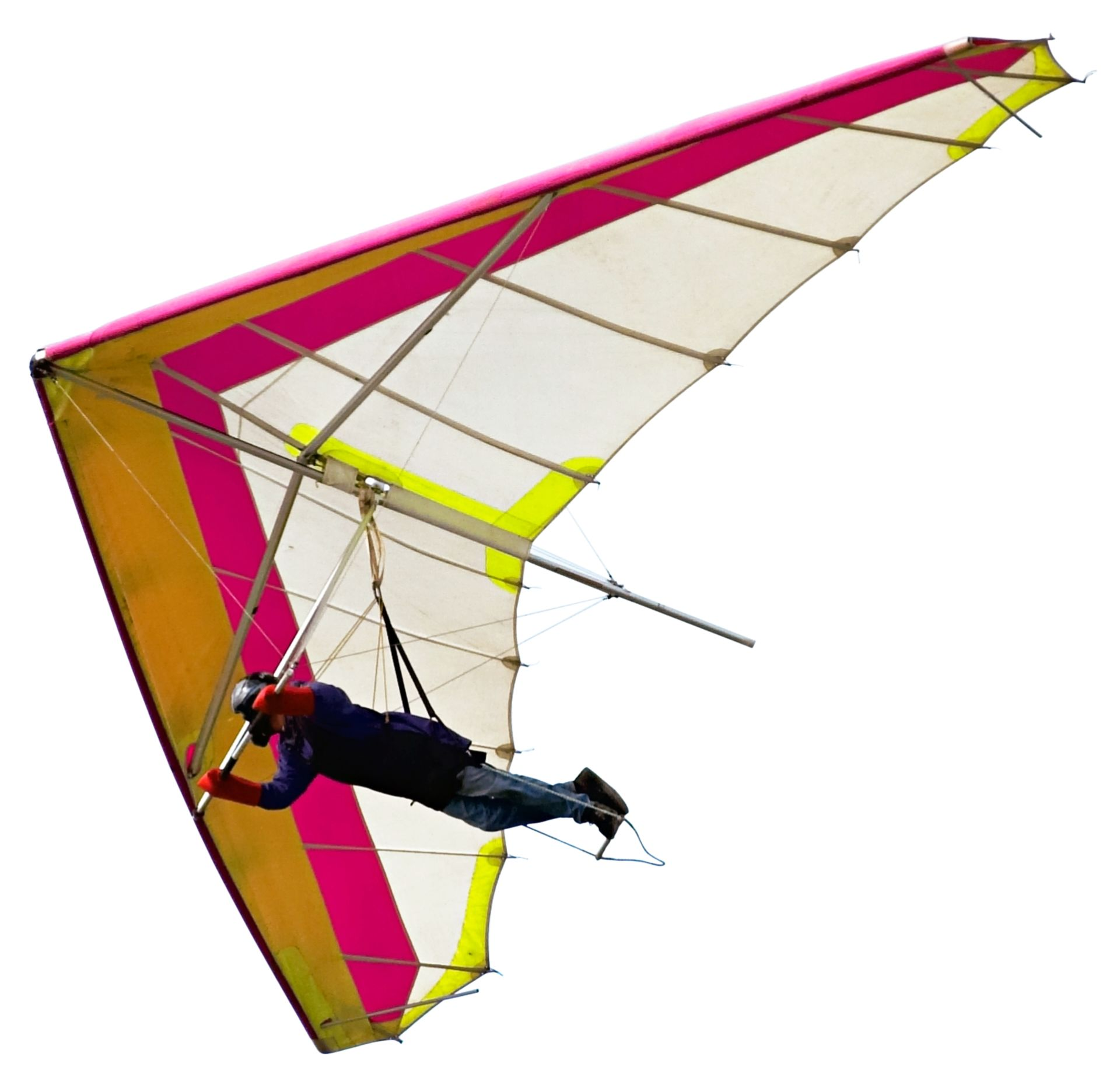 hang gliding facts what is a hang glider dk find out